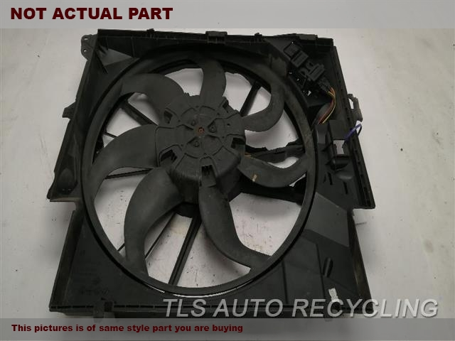 2008 BMW 135I Rad Cond Fan Assy. FAN ASSEMBLY, (RADIATOR), 600 WATT