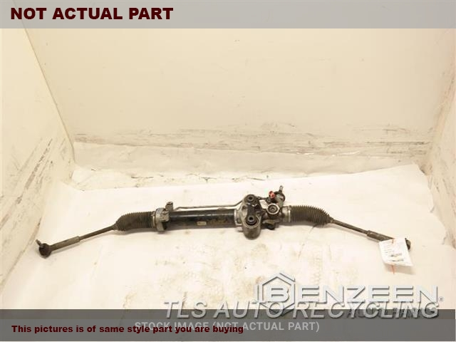 6.2L,POWER RACK AND PINION