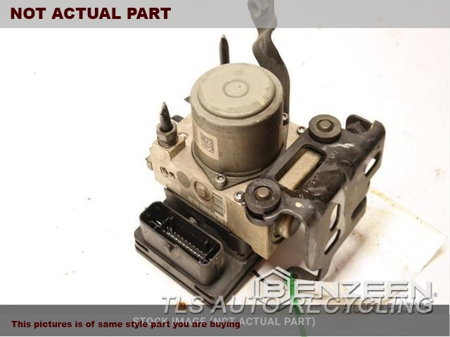 2014 Chevrolet SILVRDO15 Abs Pump. ASSEMBLY (4 WHEEL ABS)