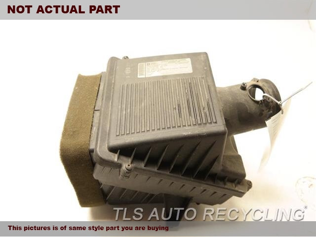 2009 Chevrolet SILVRDO15 Air Cleaner. W/O HYBRID OPTION