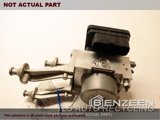 2017 Chrysler 300 Abs Pump. 3.6L,(ASSEMBLY), W/O ADAPTIVE CRUIS