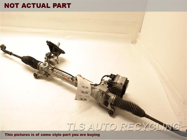 2018 Ford ESCAPE Steering Gear Rack. (POWER RACK AND PINION), CHECK