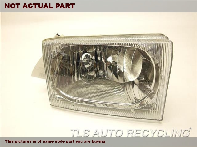 2004 Ford EXCURSION Headlamp Assembly. PASSENGER SIDE HEADLMAP 2C3Z13008AA
