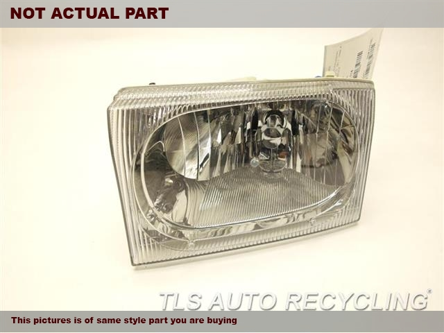2004 Ford EXCURSION Headlamp Assembly. DRIVER SIDE HEADLMAP 2C3Z13008AB