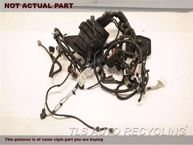 ford explorer engine wiring harness 2017 ford explorer engine wire harness - 514290 - used - a ... stock 2003 ford explorer radio wiring harness