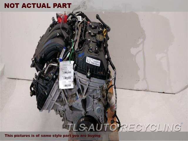 2018 Ford EXPLORER Engine Assembly. ENGINE ASSEMBLY 1 YEAR WARRANTY