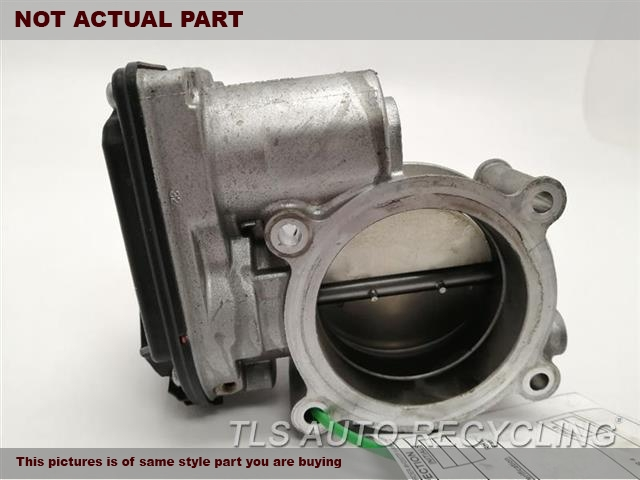 2016 Ford F150 Throttle Body Assy. THROTTLE VALVE ASSEMBLY, 3.5L, W/O