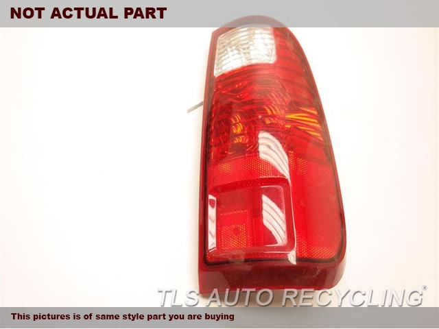 2009 Ford F250sd Tail Lamp  PASSENGER TAIL LAMP BC3413404A