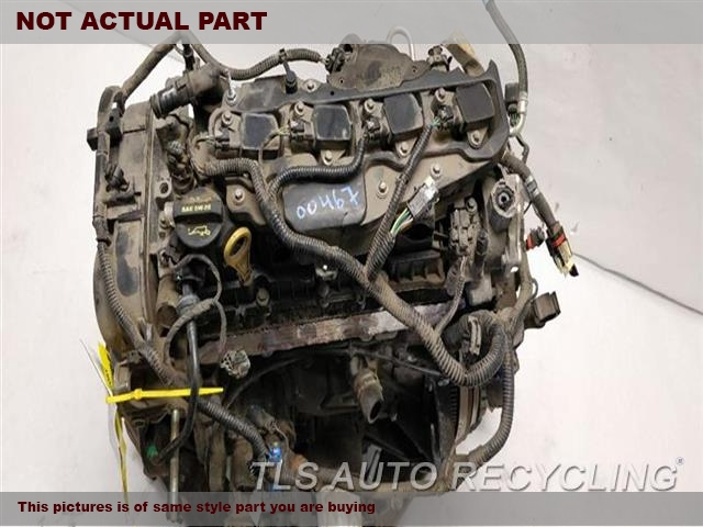 2014 Ford FIESTA Engine Assembly. ENGINE ASSEMBLY 1 YEAR WARRANTY