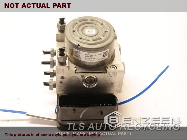 2014 Ford FUSION Abs Pump. ASSEMBLY, 2.0L, VIN 9