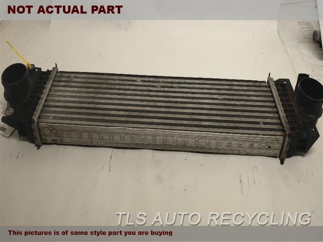 2014 Ford FUSION Intercooler. 2.0L, (VIN 9, 8TH DIGIT, TURBO)