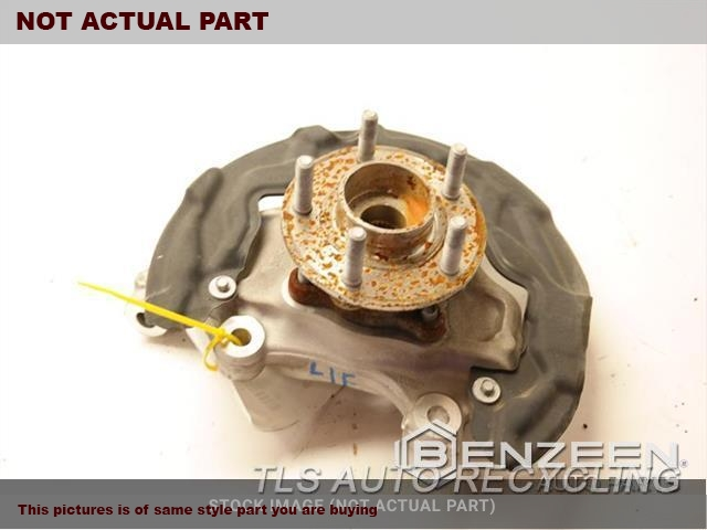 2014 Ford FUSION Spindle Knuckle, Fr. LH