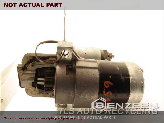2014 Ford FUSION Starter Motor. 2.0L, VIN 9 (8TH DIGIT, TURBO)
