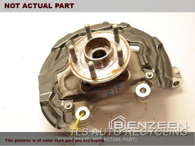 2014 Ford FUSION Spindle Knuckle, Fr. RH