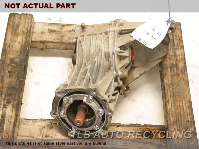 2017 Buick ENCLAVE Rear differential. (REAR)