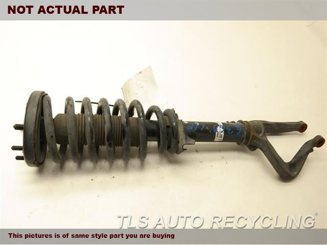 2011 Acura Tsx Strut  LH,FRONT, SDN, L.