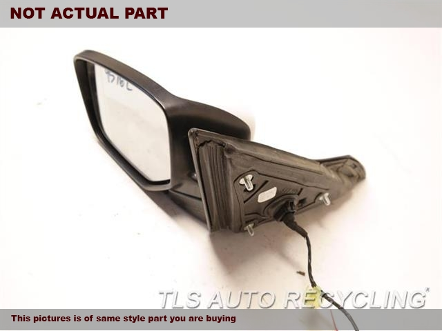 2015 Honda Accord Side View Mirror. LH,SLV,PM,POWER, (BODY COLORED), SD