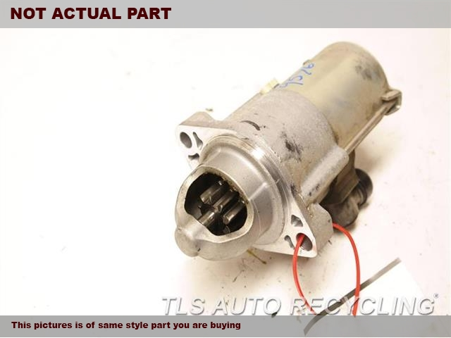2015 Honda Accord Starter Motor. 2.4L, AT (CVT)