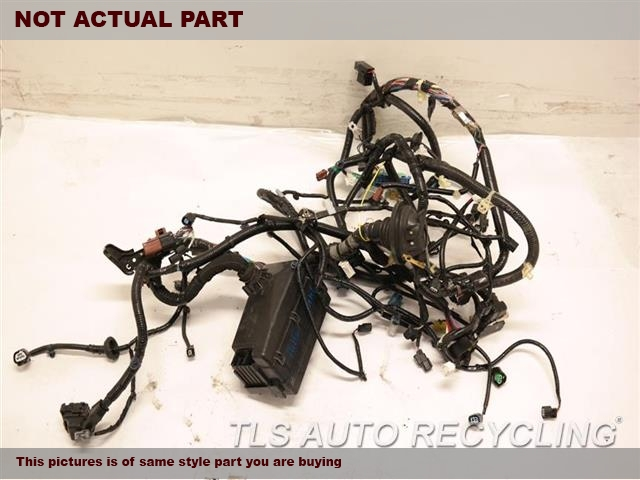2016 honda accord engine wire harness 32200260 used a grade
