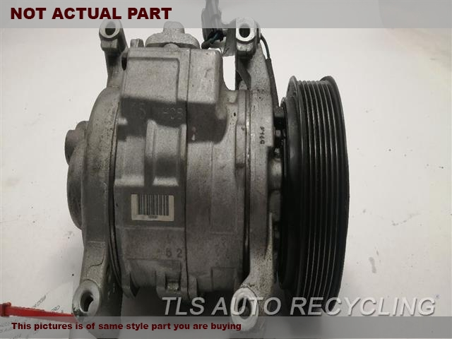 2015 Honda Accord AC Compressor. 2.4L