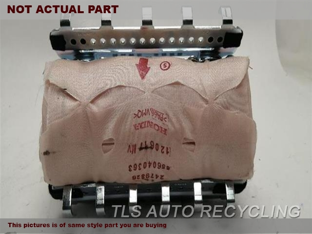 2015 Honda Accord Air Bag. RH,SDN, PASSENGER, DASH (US BUILT)