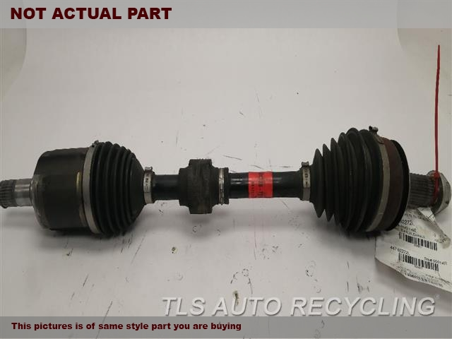 2015 Honda Accord Axle Shaft. LH,FRONT AXLE, OUTER ASSEMBLY, 2.4L