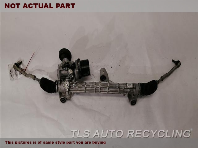 2015 Honda Accord Steering Gear Rack. POWER RACK AND PINION
