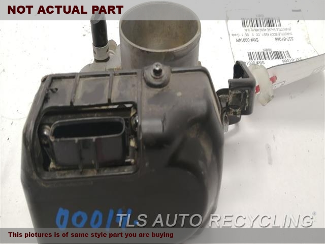 2015 Honda Accord Throttle Body Assy. THROTTLE VALVE ASSEMBLY, 2.4L