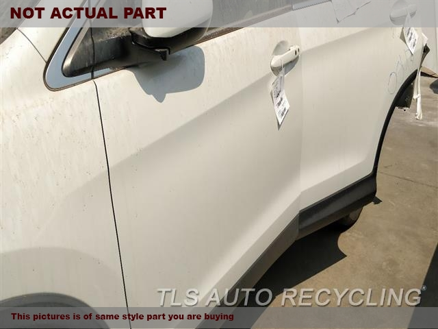 2015 Honda Cr-v Door Assembly, Front. SCUFFED FRONT SECTION,DENT CENTER6S1,5D1,LH,BRWN,PW,PL,PM