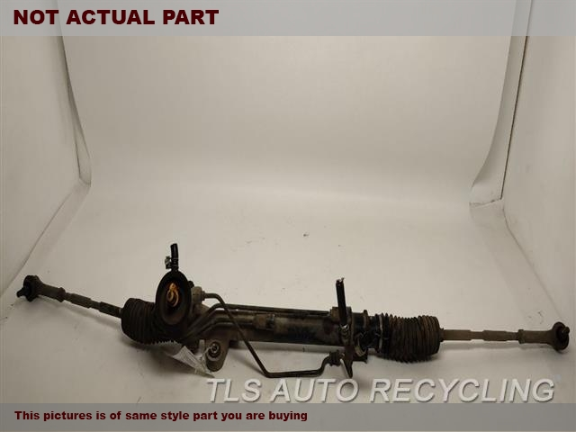 3.5L,POWER RACK AND PINION