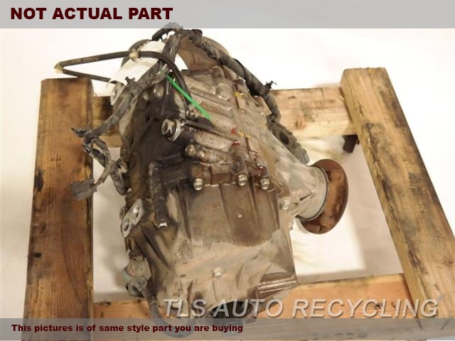 2009 Honda Pilot Rear Differential  REAR AXLE 41200RN7000