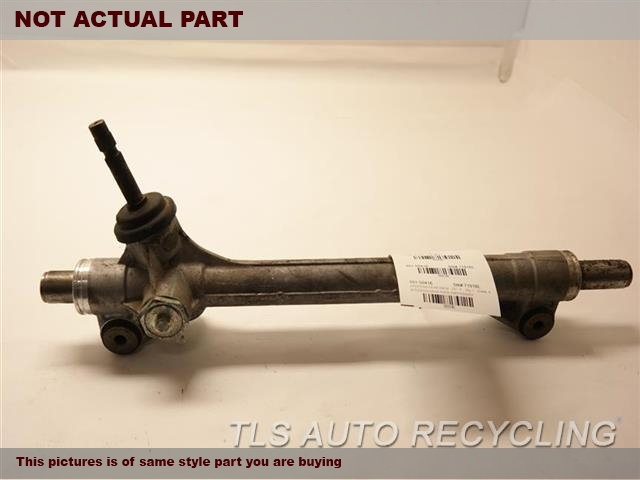 2009 Honda Pilot Steering Gear Rack  POWER RACK AND PINION