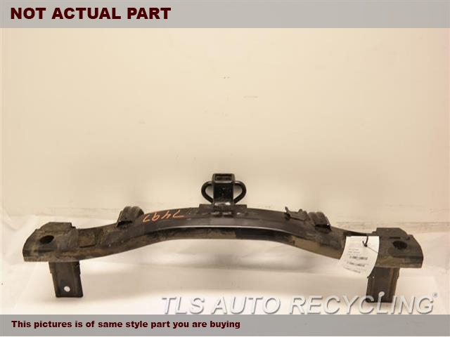 2009 Honda Pilot Bumper Reinforcement, Rear  REINFORCEMENT BAR