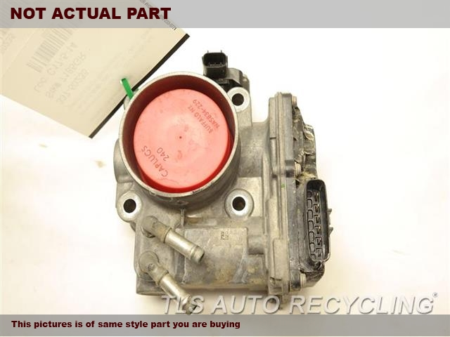 2012 Acura TL Throttle Body Assy. THROTTLE BODY 16400-RN0-A01