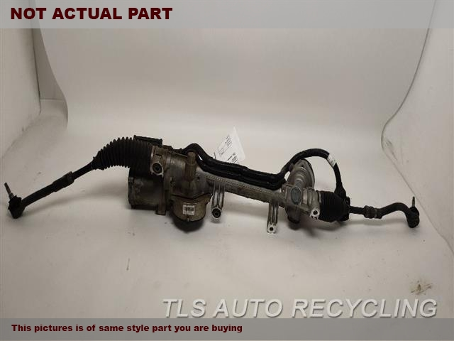 2.4L,POWER RACK AND PINION, 2.4L, V