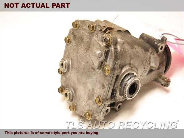 2007 Infiniti FX35 Rear differential. FRONT (3.692 RATIO), 3.5L (6 CYLIND
