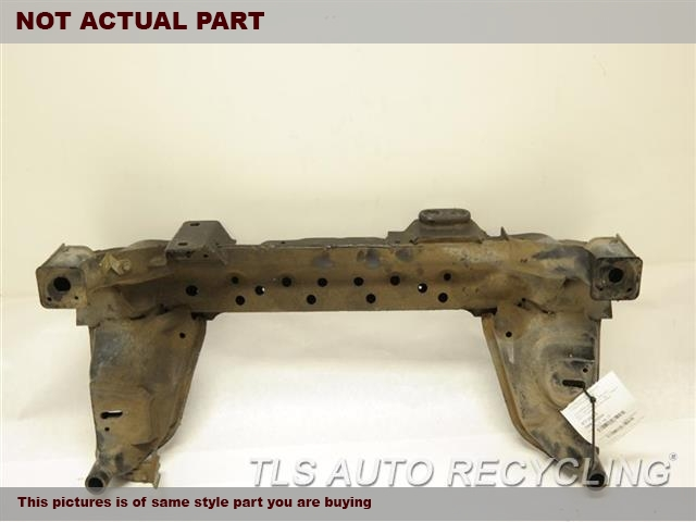2007 Infiniti FX35 Sub Frame. FRONT, AWD, 3.5L (6 CYLINDER)