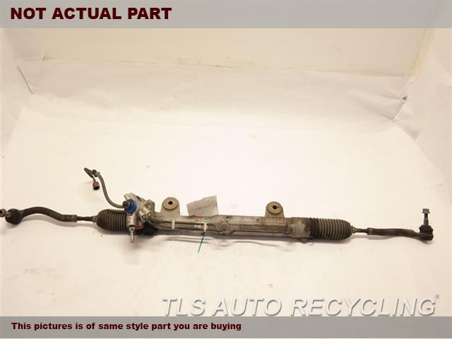 3.5L,POWER RACK AND PINION, (4 DR,