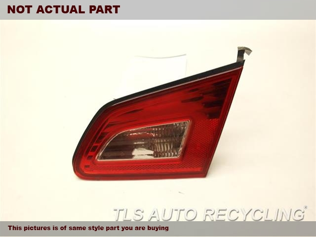 2007 Infiniti G35 Tail Lamp. 26540JK60C       PASSENGER DECKLID MOUNT TAIL LAMP