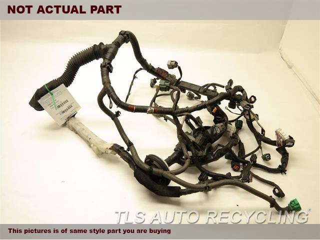 2006 Infiniti M45 Engine Wire Harness. 24012EH106 MAIN ENGINE HARNESS