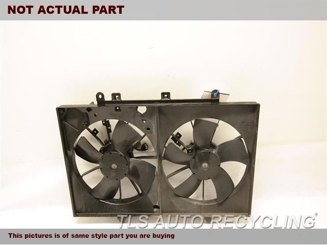 2006 Infiniti M45 Rad Cond Fan Assy. RADIATOR FAN ASSEMBLY 21481EH11A