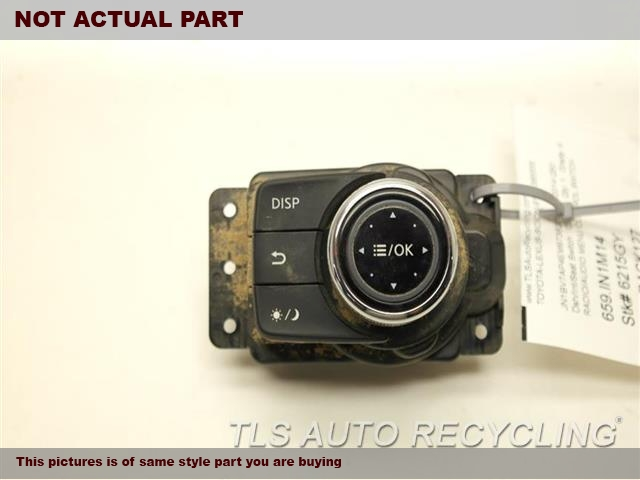 2014 Infiniti Q50 Dash switch. MULTI-FUNCTIONAL SWITCH 283952V72A