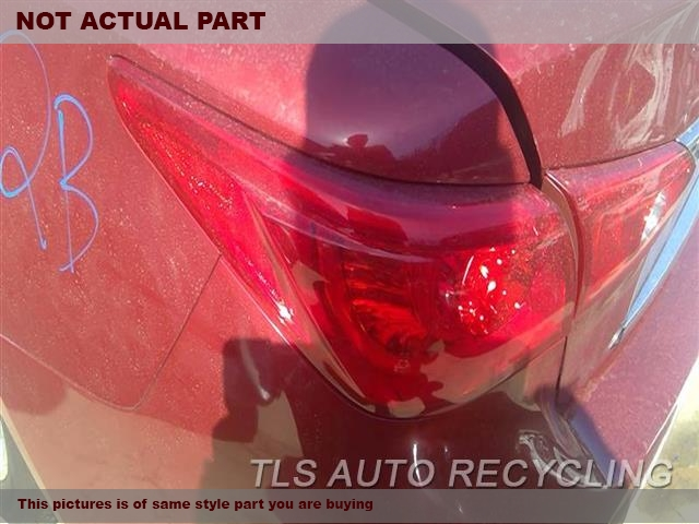 DRIVER TAIL LAMP