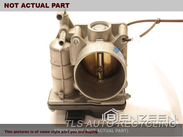 2014 Infiniti Q50 Throttle Body Assy  LH,3.7L,3.7L, L.