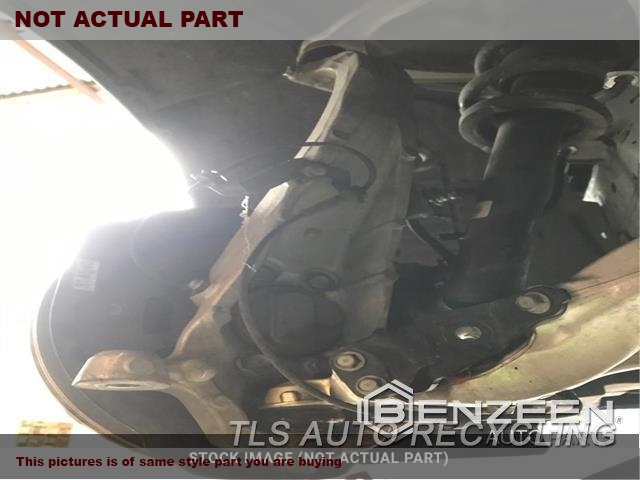 2015 Infiniti Q50 Spindle Knuckle, Fr. LH