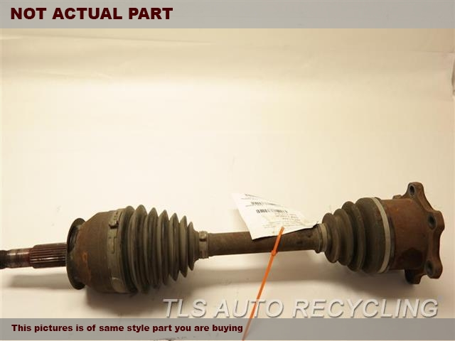 2004 Infiniti QX56 Axle Shaft. FRONT AXLE