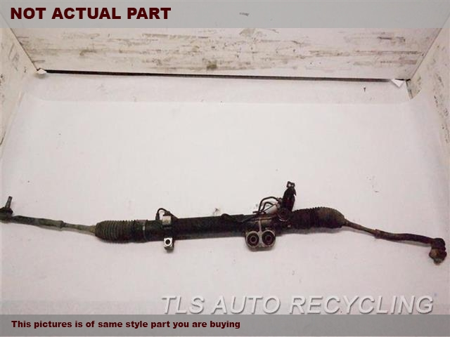 2004 Infiniti QX56 Steering Gear Rack. POWER RACK AND PINION