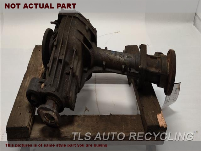 2008 Infiniti Qx56 Front Differential  5.6L,(3.357 RATIO), FRONT