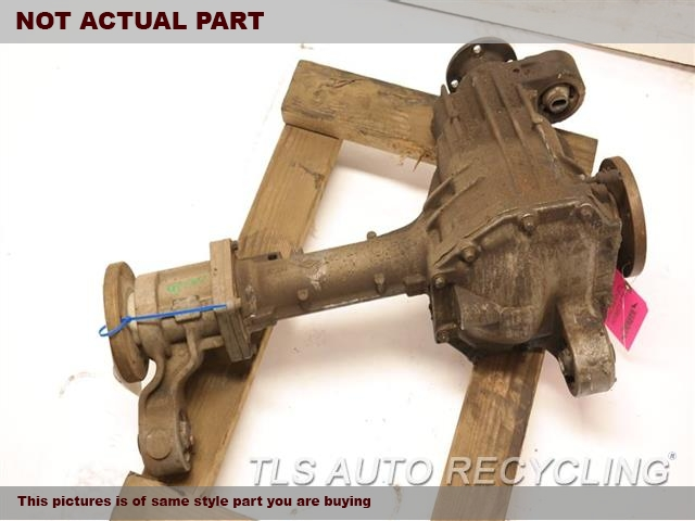 2004 Infiniti QX56 Rear differential. FRONT DIFFERENTIAL (3.357 RATIO)