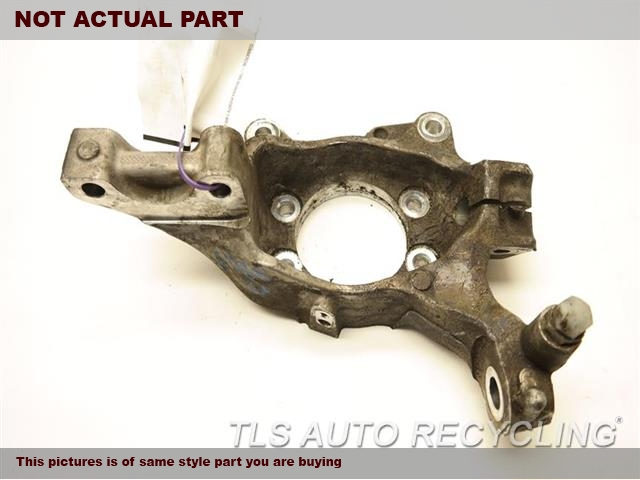 2014 Infiniti Qx60 Spindle Knuckle, Fr  LH